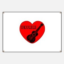 Ukulele Love Banner