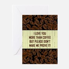 I LOVE YOU... Greeting Cards