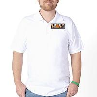 Tiger Power Golf Shirt