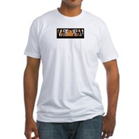 Tiger Power Fitted T-Shirt