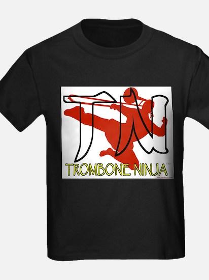 Cute Trombone ninja T