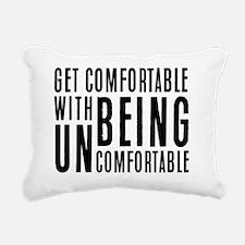 Cute Motivation Rectangular Canvas Pillow