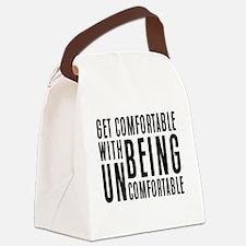 Unique Motivation Canvas Lunch Bag