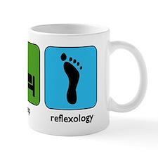 Eat, Sleep, Reflexology Mug