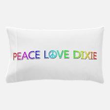 Peace Love Dixie Pillow Case