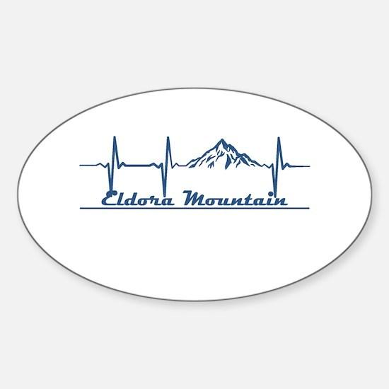Eldora Mountain Resort - Eldora - Colora Decal