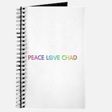 Peace Love Chad Journal