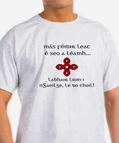 Cute Irish language T-Shirt