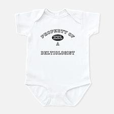Property of a Debt Adviser Infant Bodysuit