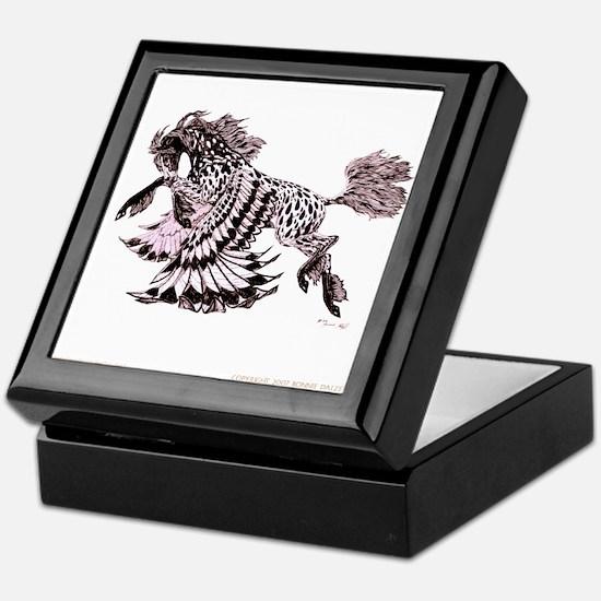 Appaloosa Pegasus<br> Keepsake Box