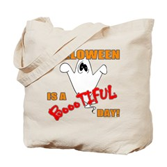 Halloween is Boootiful Tote Bag