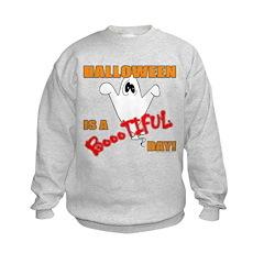 Halloween is Boootiful Sweatshirt