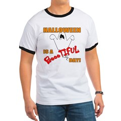 Halloween is Boootiful T