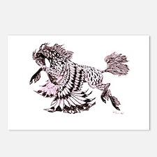 Appaloosa Pegasus<br> Postcards (Package of 8)