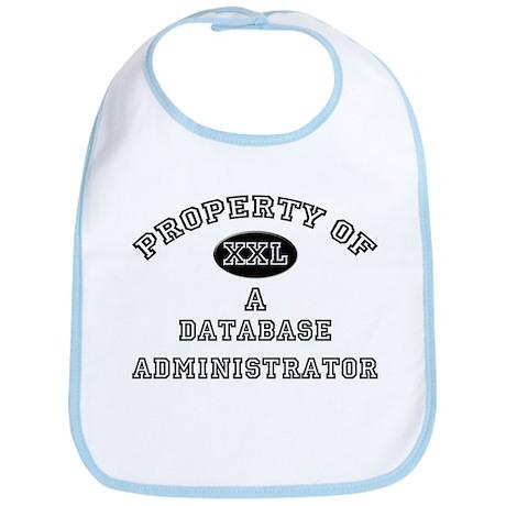 Property of a Database Administrator Bib