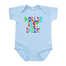 Cute Best dad Infant Bodysuit