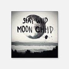 Stay wild moon child Sticker
