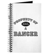 Property of a Dance Movement Therapist Journal