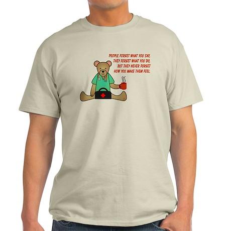 Teddy Bear Caring Light T-Shirt