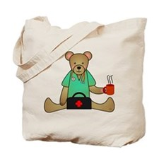 Teddy Bear Medical Tote Bag