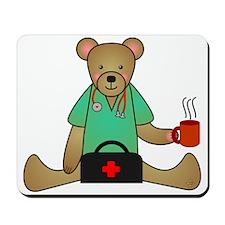 Teddy Bear Medical Mousepad