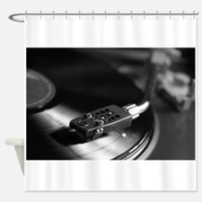 Old Songs of Memory Shower Curtain