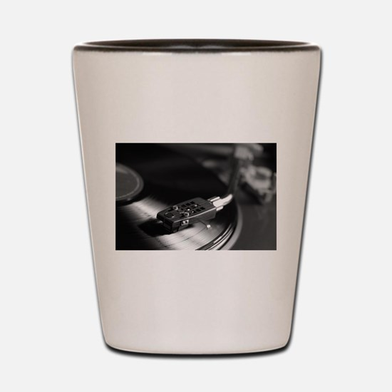 Old Songs of Memory Shot Glass