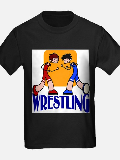Unique Kids wrestling T