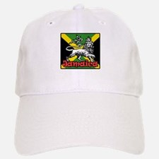 Jamaica Baseball Baseball Cap