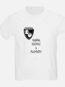 Unique Playdate T-Shirt