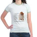 Pomeranian Mom T-Shirt