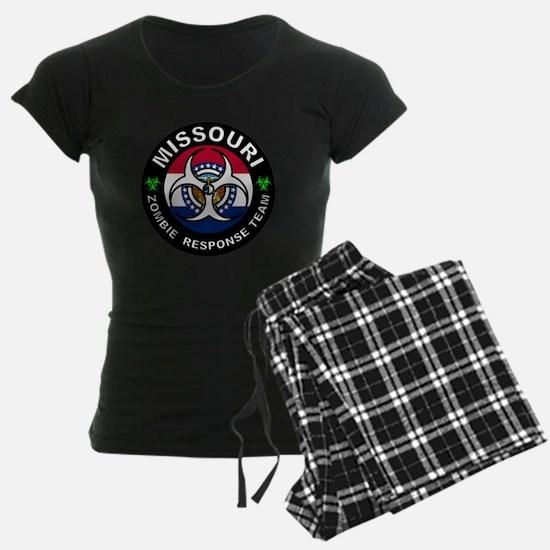 Missouri Zombie Response Tea Pajamas