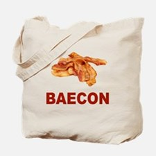 Baecon Bacon Tote Bag