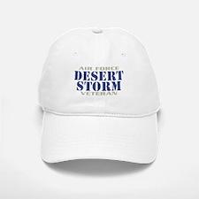 DESERT STORM AIR FORCE VETERAN Baseball Baseball Cap