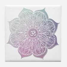 Cute Soul train Tile Coaster