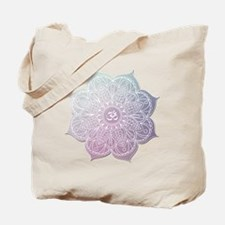 Cute Meditation Tote Bag