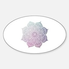 Cute Meditation Decal