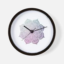 Cute Spiritual Wall Clock