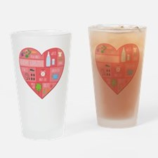 healthy lifestyle Drinking Glass