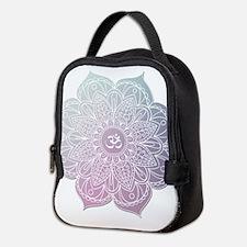 yoga Neoprene Lunch Bag