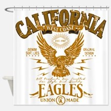 School sport Shower Curtain