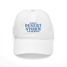 DESERT STORM NAVY VETERAN! Baseball Cap