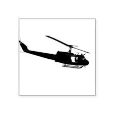 "Cute Aviation photography Square Sticker 3"" x 3"""