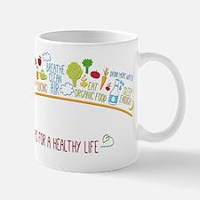 tips for healthy life Mugs