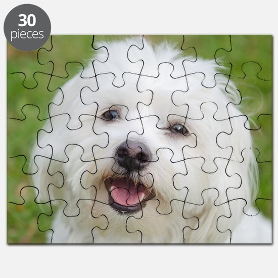 Cute Smile faces Puzzle