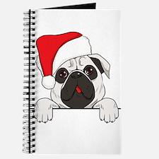 Christmas dog Journal