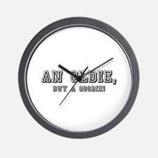 AN OLDY BUT....a goody Wall Clock