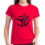 Tribal Switchback Women's Dark T-Shirt