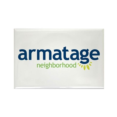 Armatage Rectangle Magnet (100 pack)