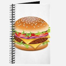Cute Hamburgers Journal